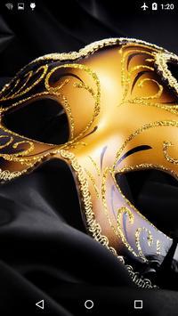 Mask Live Wallpaper 4K poster