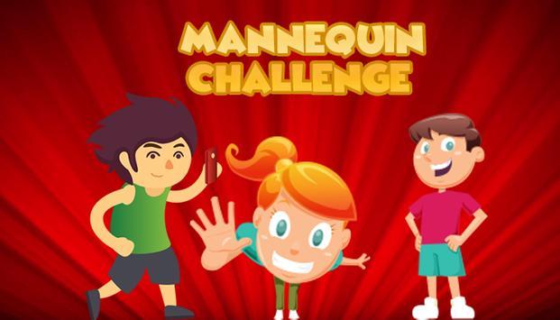 Mannequin Dab Challenge apk screenshot