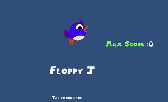 FlappyJ poster