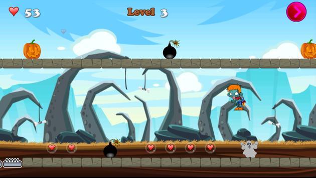 Jetpack Halloween Hero apk screenshot