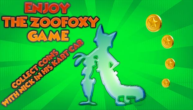 ZooFoxy : Nick Kart apk screenshot