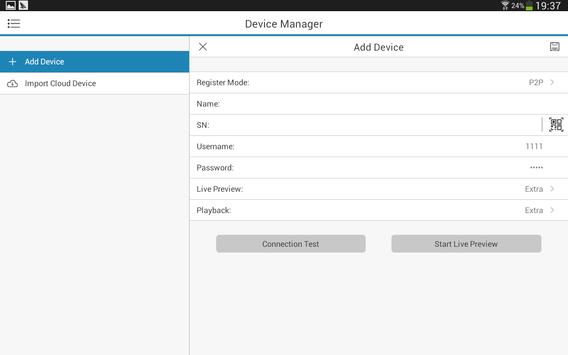 Amcrest View Pad Lite for Android - APK Download