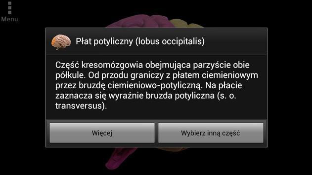 Atlas Mózgu apk screenshot