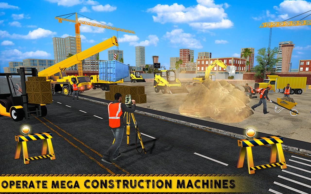 City Hospital Building Construction Building Games for