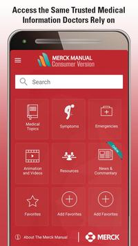 Merck Manual Consumer Version poster