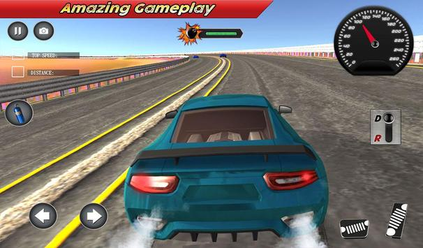 High Speed Car Racing Fever apk screenshot