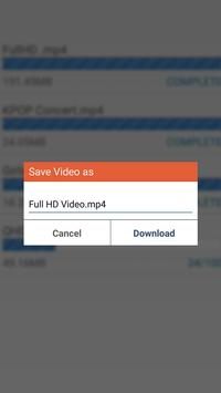 Video Downloader VMate apk screenshot