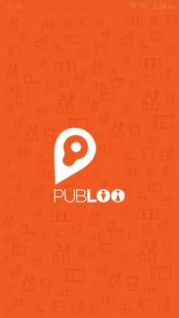 PUBLOO – Relief on the move poster
