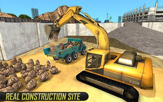 Real Cargo Construction Trucks apk screenshot
