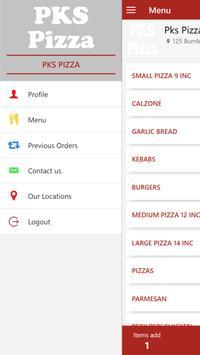 PKS Pizza screenshot 1