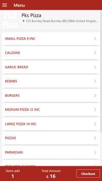 PKS Pizza screenshot 2