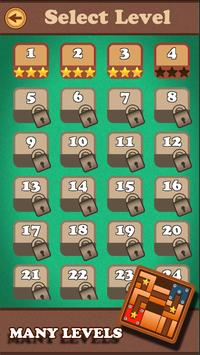 Slide Puzzle: Rolling the Ball (Unblock me) screenshot 3
