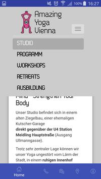 Amazing Yoga Vienna Screenshot 1