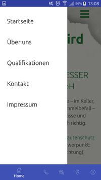 ESSER Isolierungen GmbH Screenshot 2
