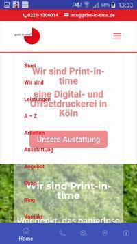 Print in Time screenshot 1