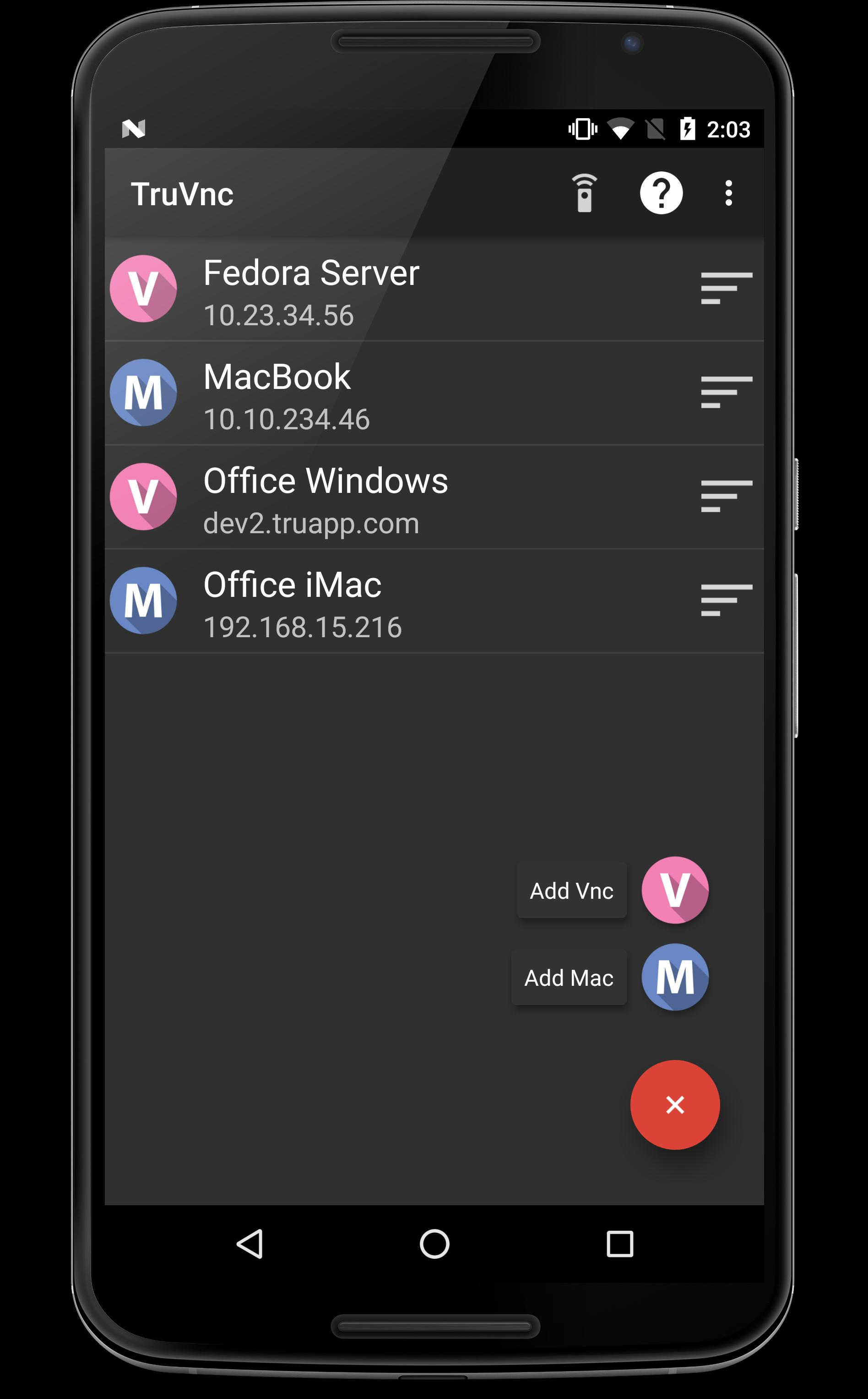 TruVnc for Android - APK Download