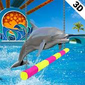 Dolphin Show My Dolphin Games icon