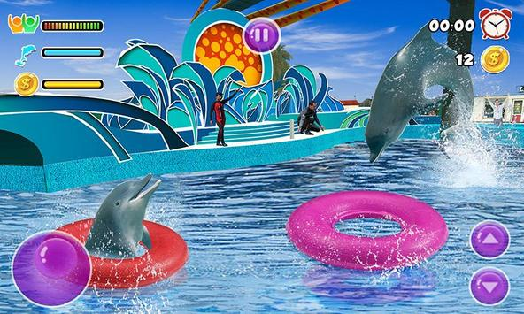 Dolphin Show My Dolphin Games poster