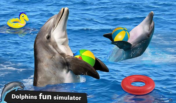 Dolphin Show My Dolphin Games screenshot 12
