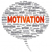 motivation quote icon
