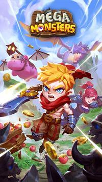 Mega Monsters poster