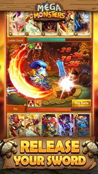 Mega Monsters screenshot 1
