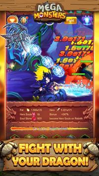 Mega Monsters screenshot 2