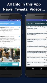 NYY Baseball News Flash screenshot 1