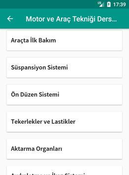 Ehliyet Sınavı Ders Notları ve Çıkmış Sorular apk screenshot