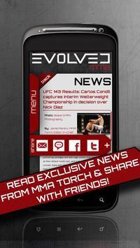 MMA Evolved apk screenshot