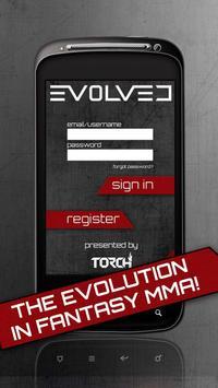 MMA Evolved poster