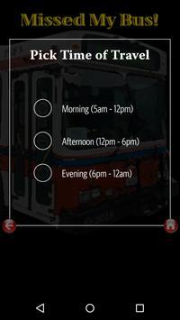 Missed My Bus - Sunshine Coast screenshot 4
