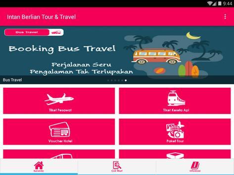 Intan Berlian Tour & Travel screenshot 3