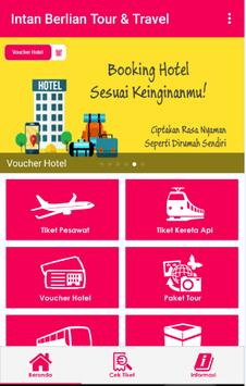 Intan Berlian Tour & Travel poster