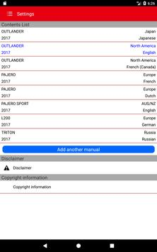Smartphone Link Display Audio screenshot 13