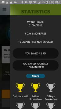 QuitGuide - Quit Smoking apk screenshot