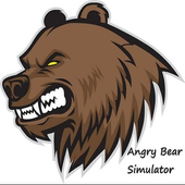Angry Bear Simulator icon