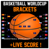 Basketball Worldcup Live icon