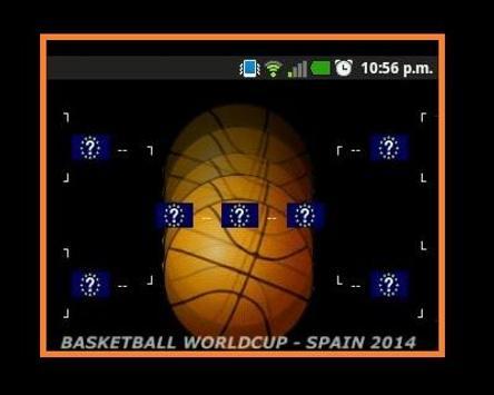 Basketball Worldcup Live screenshot 6