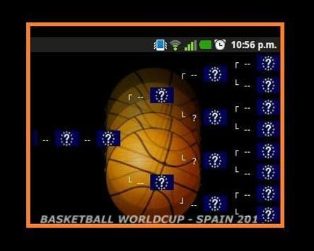 Basketball Worldcup Live screenshot 7