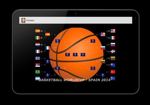 Basketball Worldcup Live screenshot 9