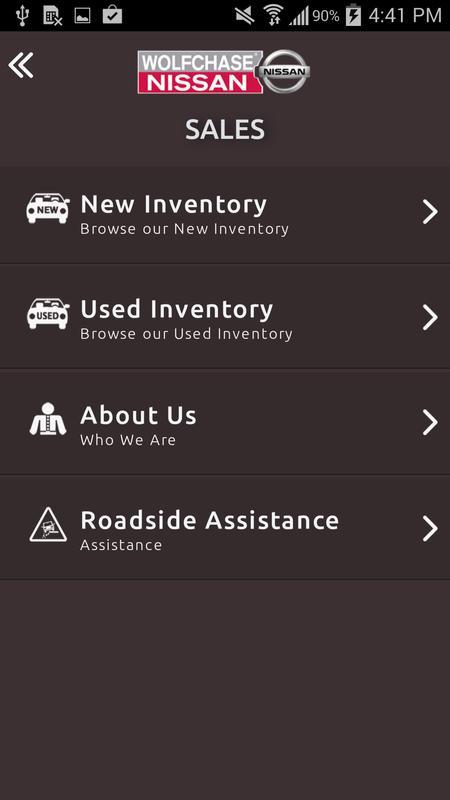 Wolfchase Nissan APK تحميل - مجاني الخرائط والتنقل تطبيق لأندرويد ...