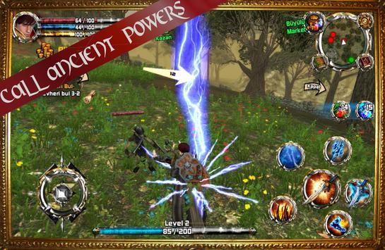 Kingdom Quest Crimson Warden 3D RPG screenshot 2