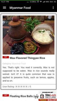 Myanmar food recipes restaurants guide descarga apk gratis myanmar food recipes restaurants guide captura de pantalla de la forumfinder Images