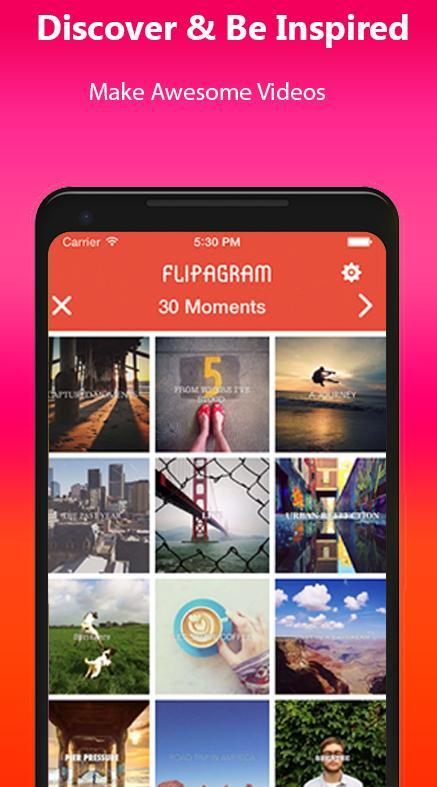 FLIPAGRAM ANDROID TÉLÉCHARGER