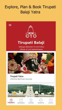 Tirupati Balaji Plan & Book Packages poster