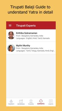 Tirupati Balaji Plan & Book Packages apk screenshot