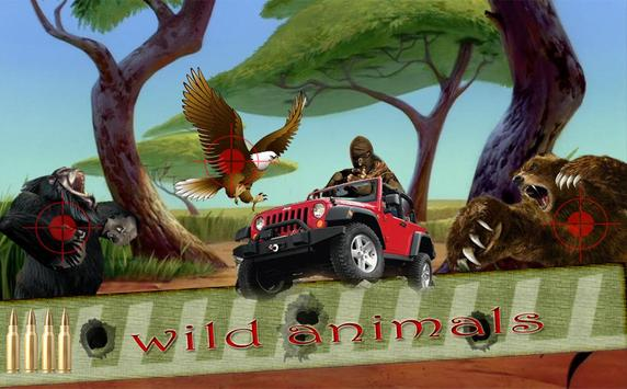 Jungle Safari Hunting 2016 apk screenshot