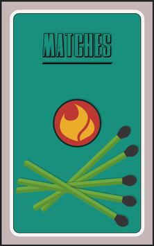 Matches (Realistic) poster