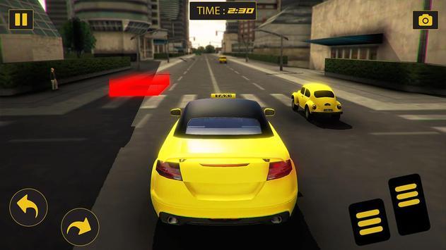 Real City Crazy Taxi Simulator apk screenshot